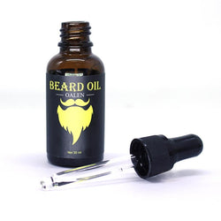 Men's Mustache Cream Beard Oil Kit