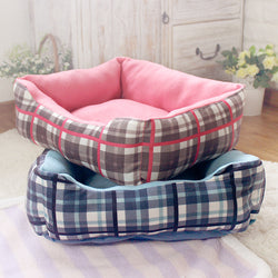 Kennel Velve Warm Flannel Dog Bed