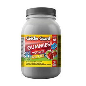CRECHE GUARD GUMMIES 30