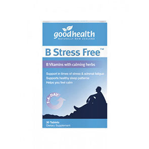 GOOD HEALTH B STRESS FREE 30 TABS