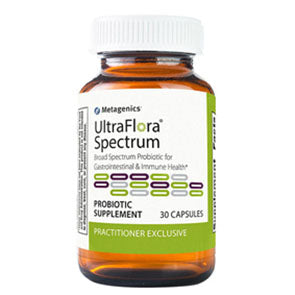 METAGENICS ULTRAFLORA SPECTRUM 30 CA