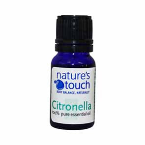 NATURES TOUCH CITRONELLA 10ML