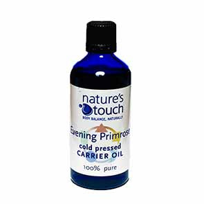 NATURES TOUCH EVENING PRIMROSE 100ML