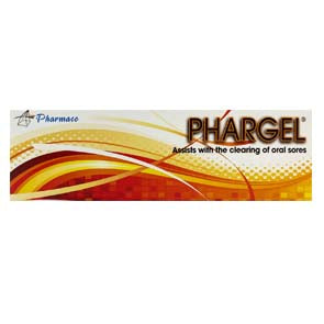 PHARGEL TOPICAL SOL 10ML