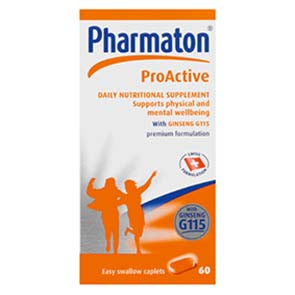 PHARMATON PROACTIVE CAPS 60