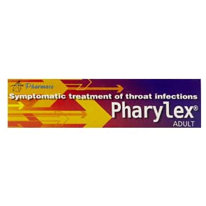 PHARYLEX ADLT THROAT 30ML   1