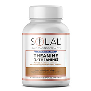 SOLAL THEANINE L 300MG CAPS 60