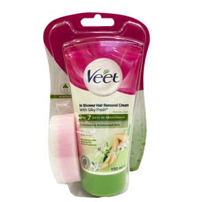 VEET IN SHOWER ALOE VERA 150ML