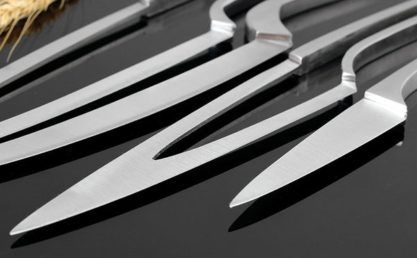 Stainless steel chef knife Set [4 pcs]