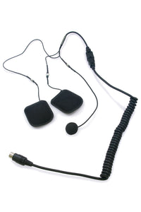 HS G110P - 5 Pin Headset with Full Face Microphone for Honda Goldwing