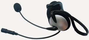 Half Helmet Headset for Harley Mini Din