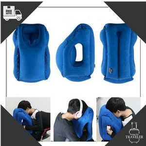 Ultimate Foldable Travel Pillow