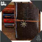 Leather Diary for Best Travelers