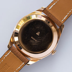 1970 Poljot Automatic 14k Rose Gold