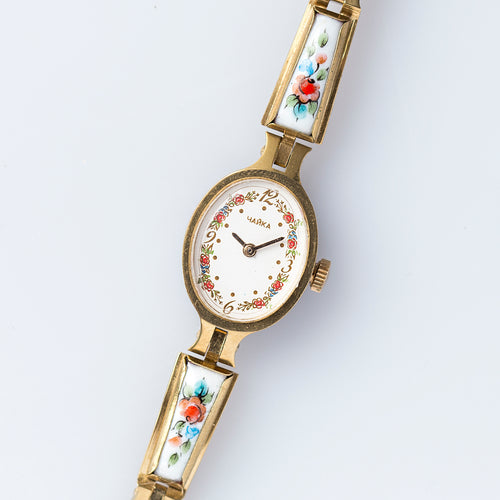 1980 Chaika Enamel White