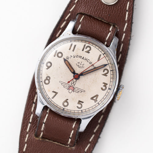 1953 Shturmanskie Type I - First Watch in Space