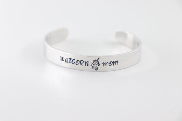 Unicorn Mom Cuff