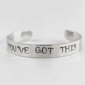 You've got this cuff