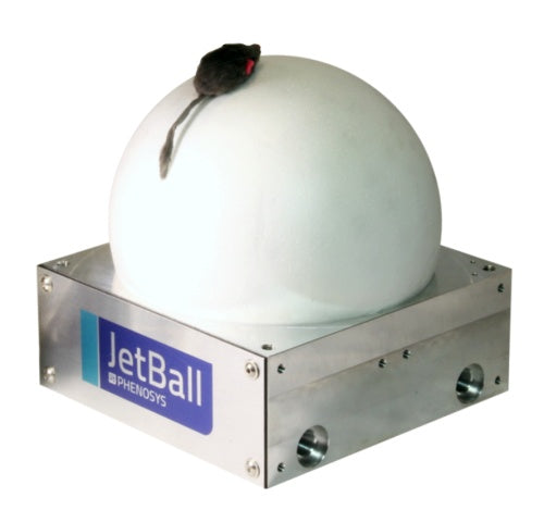 JetBall spherical treadmill