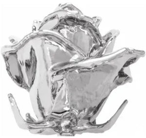 Rose - Platinum Hand-Plated Item #: 61-9165:100000:T