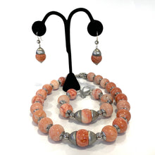 Italian Coral Necklace