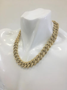 Chain - Surgical Steel - Cuban Link