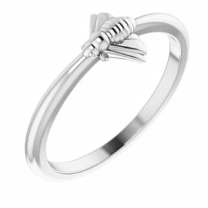 Bee Stackable Ring