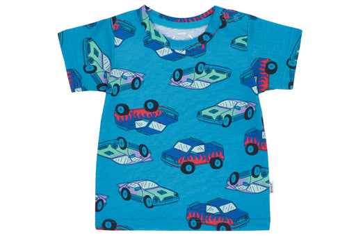 Bonds monster truck rally cotton t-shirt - SmoochSuits