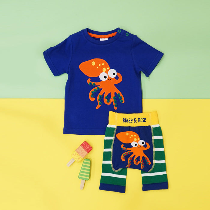 Blade & Rose Charlie the Squid Shorts