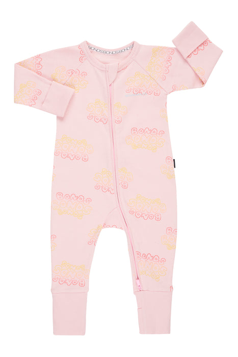 Bonds bubble gradient baby spice Wondersuit - SmoochSuits