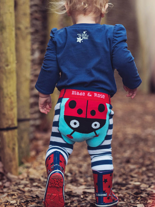 Blade & Rose Ladybird Leggings