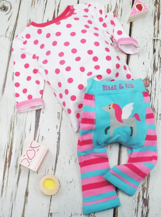 Blade & Rose Unicorn Leggings - SmoochSuits