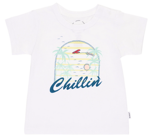 Bonds summer chillin cotton t-shirt - SmoochSuits