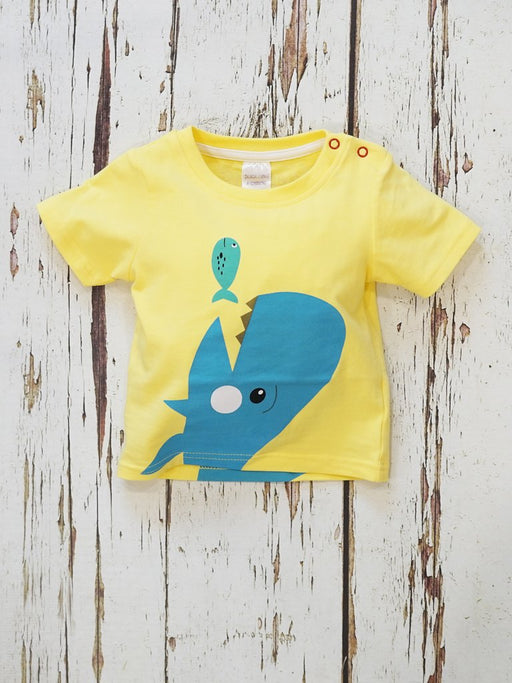 Blade & Rose sealife t-shirt - SmoochSuits