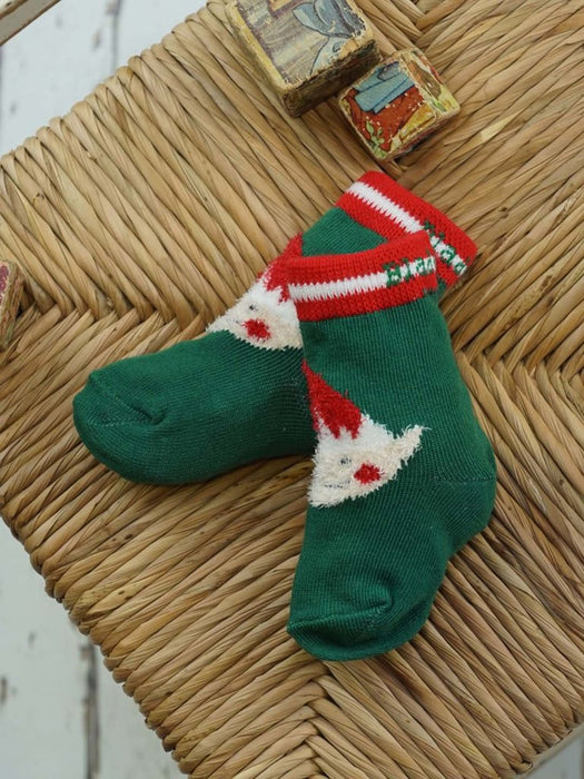 Blade & Rose Christmas Elf Socks