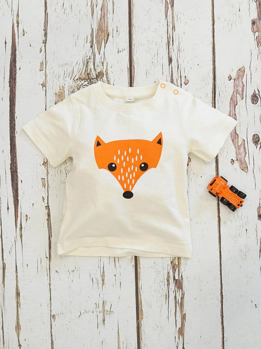 Blade & Rose fox t-shirt - SmoochSuits