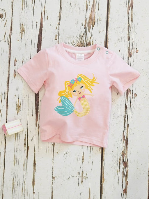 Blade & Rose mermaid t-shirt - SmoochSuits