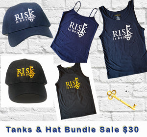 Tank and Hat Bundle