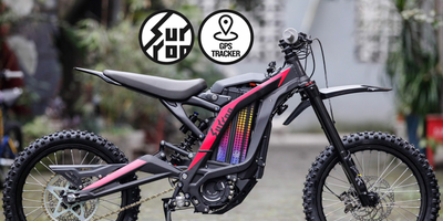 Sur-Ron Youth Bike - GPS Tracker