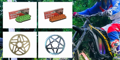 Sur-Ron Chains & Sprockets