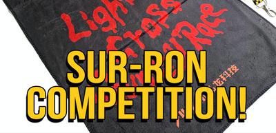 Win These Sur-Ron Goodies! *Competition Now Ended*