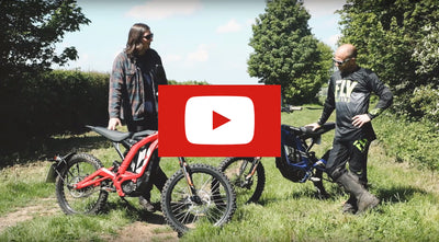 Motorcycle Monthly Sur-Ron Electric Dirt Bike Test