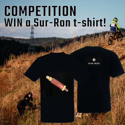 COMPETITION *NOW ENDED* Win a Sur-Ron T-Shirt!