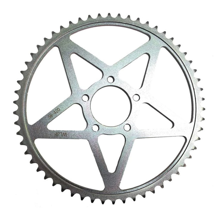 58 Tooth Rear Sprocket - Sur-Ron LBX & L1E