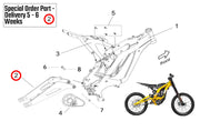 LBX Off Road Chassis / Frame