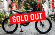 Sur-Ron LB X-Series RS Black Limited Edition Dual Sport Electric Dirt Bike