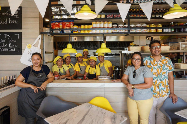 Introducing The Sunny Side Cafe from Boracay