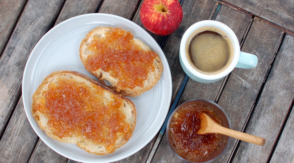 Recipe 004: Coffee Apple Jam