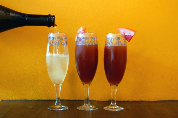 The Ultimate New Year Coffee Recipe: Morning Mimosa