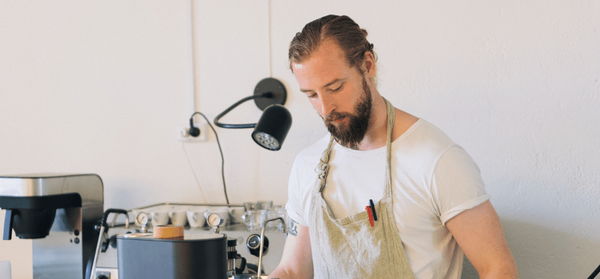 ROASTER ON ROSTER: Patrik Rolf of April Coffee Roasters